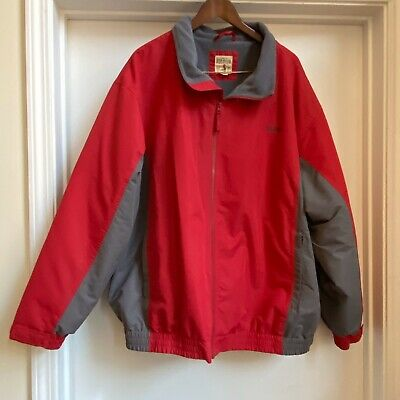 Red Head Brand Co. Red/Grey 4XL Jacket