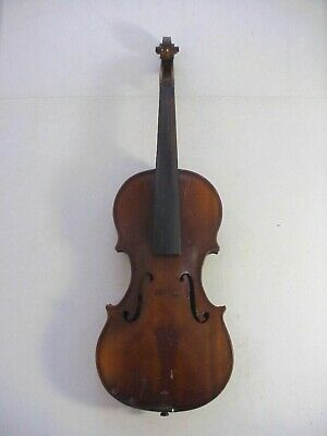 NATIONAL INSTITUTE FIRST VIOLIN  Early 20th Century #12