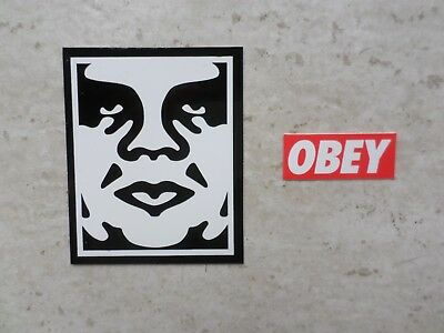 "High Quality 3x2.5"" Obey Andre the Giant size This Is Fine Meme Sticker"