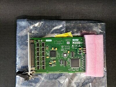 National Instruments NI PXI-6509 Industrial Digital I/O Board