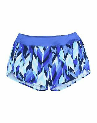 Nike Blue Polyester Shorts Girl