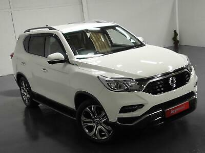 2019 SsangYong Rexton 2.2D Ultimate T-Tronic 4WD 5dr