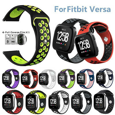 Replacement Silicone Wrist Sport Watch Band Strap For Fitbit Versa 2 / LITE