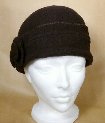 WOMENS CLOCHE #HATS GREAT GATSBY 1920s /& 1930s STYLE FANCY DRESS ACCESSORY