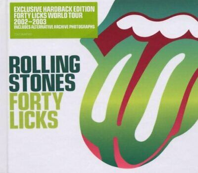 The Rolling Stones - Forty Licks: the Definitive... - The Rolling Stones CD YJVG