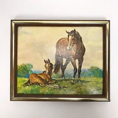 BEST OF SHOW by Ron Iverson 17x22 FRAMED PRINT Blue Ribbon Horse Pony Equestrian