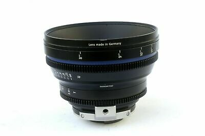 Carl Zeiss Distagon 25mm T2.9 Compact Prime CP.2 Canon and Nikon Mount