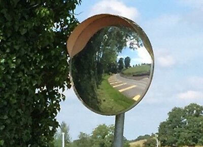 New Wnb Convex Blind Spot Safety Flexi Mirror Traffic Driveway Shop Junction