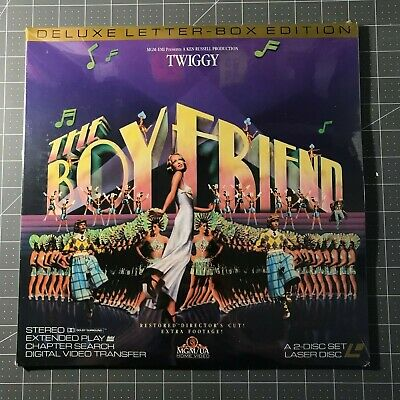 The Boy Friend Laserdisc - Brand New Ld