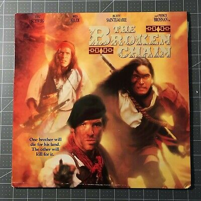 The Broken Chain Laserdisc - Ld