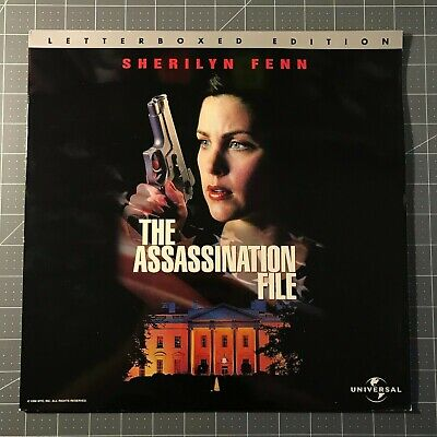 The Assassination Life Laserdisc - Ld