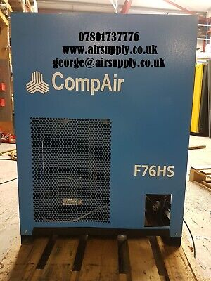 Compressed Air Dryer 268cfm Refrigerant type 230 volt single phase
