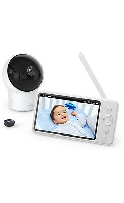 Video Baby Monitor, eufy Security by Anker, Video Baby Monitor