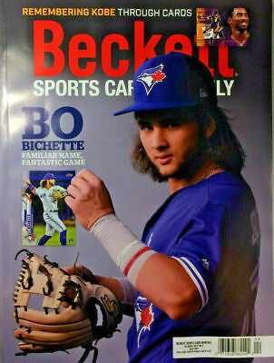 New Beckett Sports Card Monthly Price Guide #421 April 2020