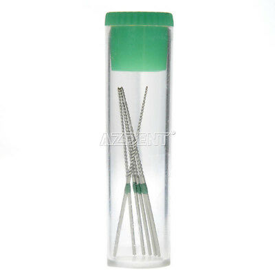 Dental Woodpecker NITI  Endo U-FILE Tip 35# used for Root Canal Cleaning green