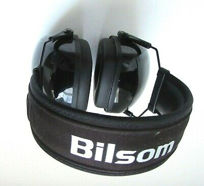 BILSOM Leightning L3 Headband Earmuff Ear Protection PreOwned Working Condition