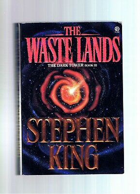 STEPHEN KING ~ THE DARK TOWER Book 3 ~ THE WASTE LANDS ~ 1st Ed ~ EX. COND