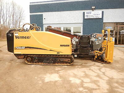 2008 Vermeer 24x40 Series 2  Directional Drill, Boring, HDD, Drilling