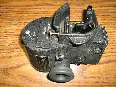 Bausch and Lomb AN5854-1 Aircraft Bubble Sextant - Reconditioned