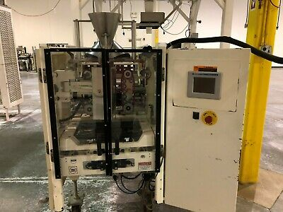 Hayssen Ultima 8-12 HR VFFS Packaging Machine
