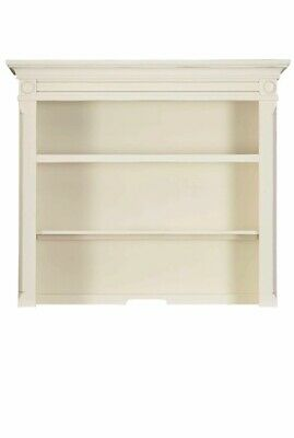 Bassettbaby® PREMIER Benbrooke Hutch Nursery Furniture  in Cottage Cream