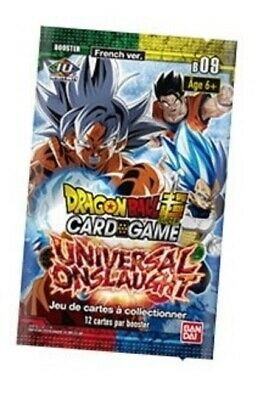 Dragon Ball Super Card Game  : Booster B09 : Universal Onslaught  VF - Neuf