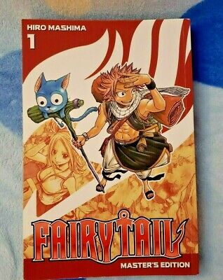 Fairy Tail Master's Edition Vol. 1 - English - New