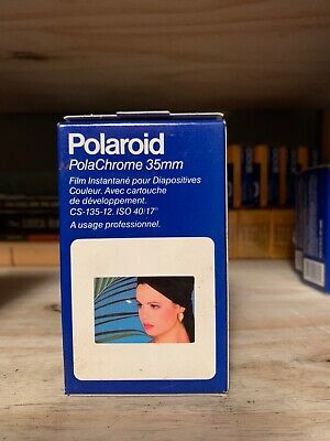 Polaroid PolaChrome 35mm Color Slide Film Pack CS-135-12