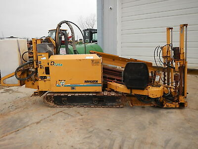1996 VermeerD7x11a Directional Drill, Boring, HDD, Drilling