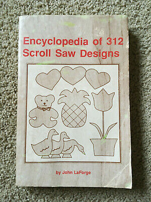 20 Fun Patterns from OTB Patterns. A Project Book for Scroll Saw