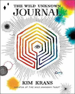The Wild Unknown Journal by Krans, Kim (Hardcover)