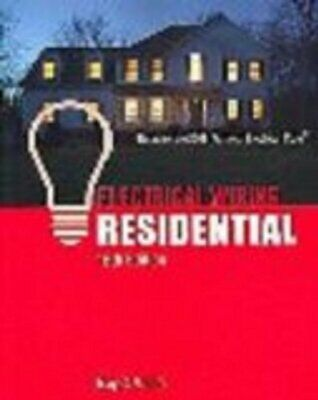 Lab Manual for Mullin's Electrical Wiring Residential, 16th by Mullin, Ray C.…