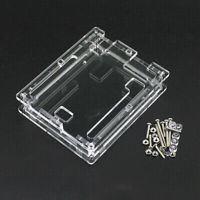 Protective Cover Enclosure Case Shell Box Transparent Acrylic Professional