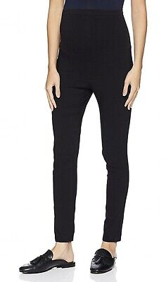 Motherhood Maternity Women's Black Size Large L Legging Pants Stretch $39 #575