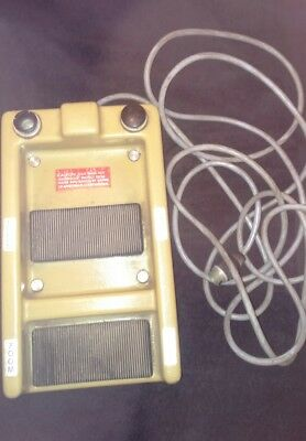 Foot pedals for Carl Zeiss Surgical microscope good condition see pictures