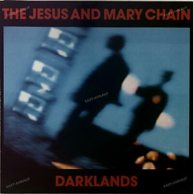 The Jesus And Mary Chain - Darklands Europe LP 1987 + Innerbag '
