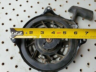 """Rewind Recoil Starter Rope Johnson Evinrude Outboards 772578 7//32/""""  316705 6ft"""