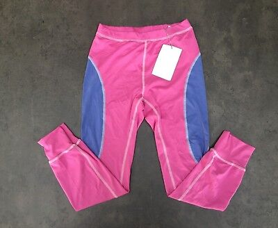 Childrens Kids Peak Performance Base Layer Thermal Long John PINK 140cm 9-11Y