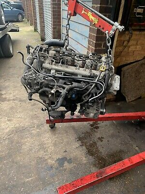 2008 Vauxhall Corsa D Astra H 1.3cdti Z13dth Diesel Engine With Fuel Pump 83k
