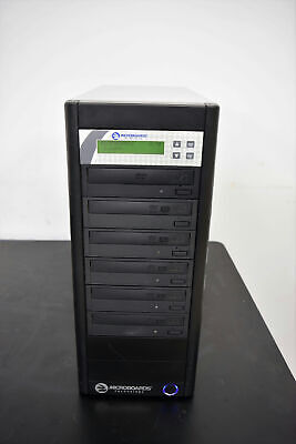 Microboards Technology 1- to- 5 Disc Duplicator Model QD-DVD-125-03