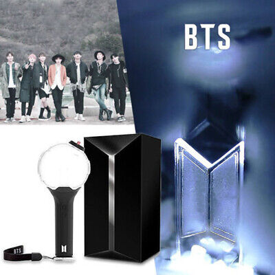 1 Set KPOP BTS ARMY Bomb Light Stick Ver.3 Bangtan Boys Concert Lamp US STOCK