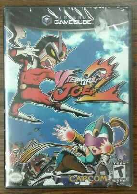 Viewtiful Joe 2 (Nintendo GameCube, 2004) Y-fold Sealed