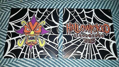 New Insane Clown Posse Icp Hallowicked 2015 Cd Detroit Exclusive Psychopathic