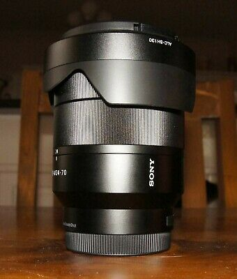 Sony ZEISS FE24-70mm F4 ZA OSS Lens