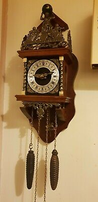 Atlas  wall clock ,Hermle mechanism