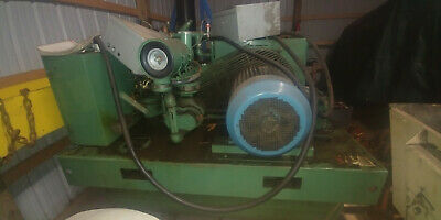 30 Hp Gardner-Denver Rotary Screw Air Compressor Ejbrg