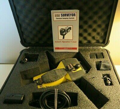 ISI Surveyor Thermal Imaging System Infrared Camera with Charger