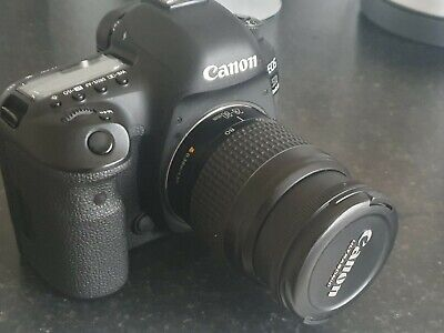 Canon 5D mk iv DSLR + Canon 28-80mm lens BOXED WITH 6 MONTHS WARRANTY UK SELLER