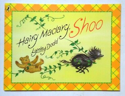Hairy Maclary Shoo By Lynley Dodd Pb Puffin Book 2010