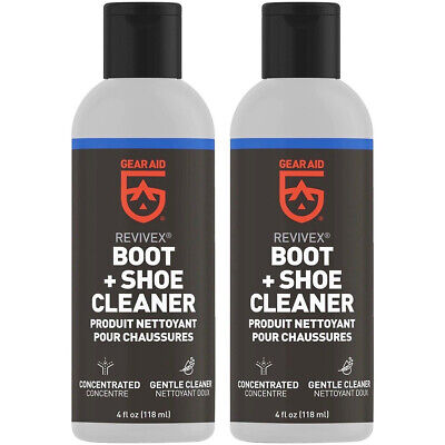 Gear Aid Revivex 4 oz. Boot and Shoe Cleaner - 2-Pack